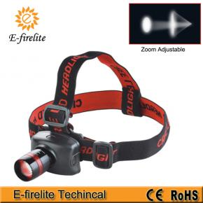 EF-6005 Zoomable led headlamp