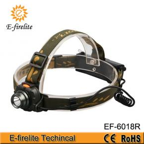 EF-6018 recharegable sensor LED headlamp