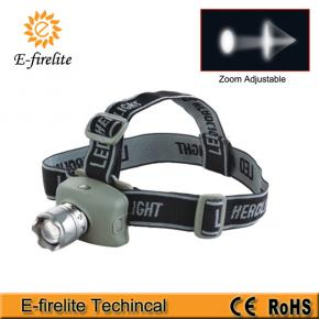 EF-6006 Zoom adjustable LED headlamp
