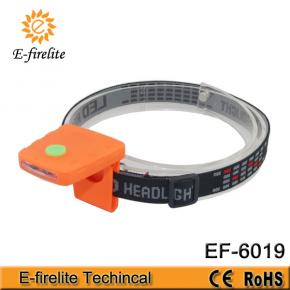 EF-6019 sensor headlamp& cap lamp