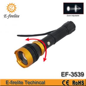 EF-3539 LED flashlight with power bank function
