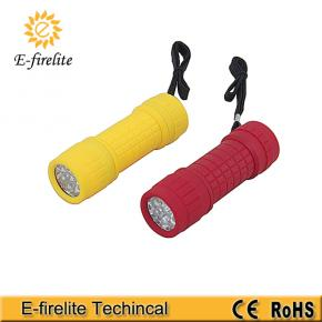 EF-3805-1 plastic led flashlight