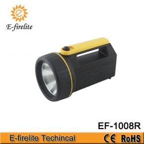 EF-1008R recharegable searchlight